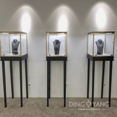 Unique Jewellery Glass Display Cabinet
