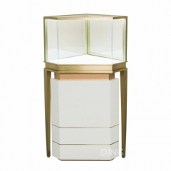 Luxury Jewellery Counter Cabinets With Lights