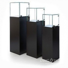 Simplicity Black Jewellery Display Cabinets