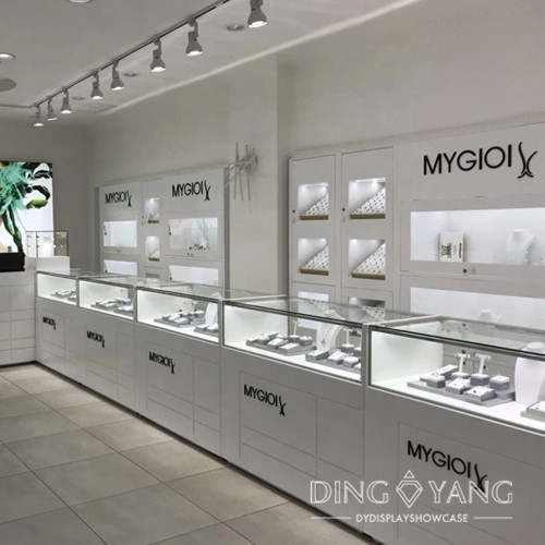 Affordable Jewelry Shop Counter Design
