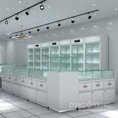 jewellery counter