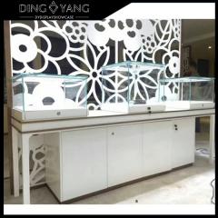 Fashionable Jewellery Display Counter