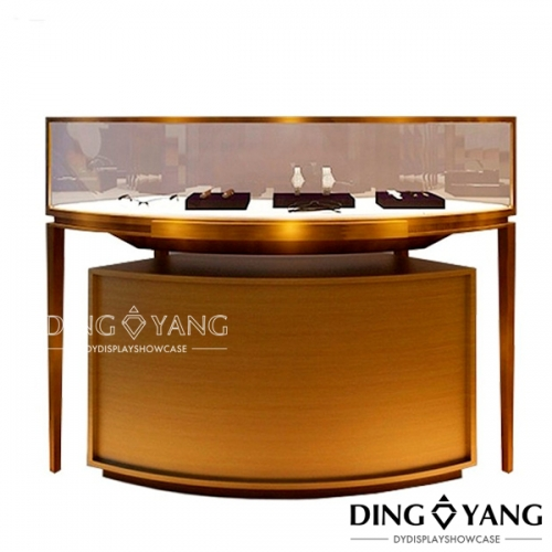 Luxury Jewelry Showcase Counter
