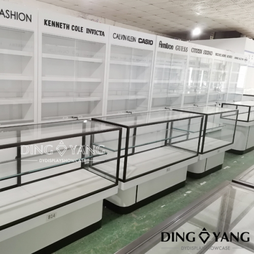 Factory Custom Jewellery Counter With Nice Quality Unbeatable Prices